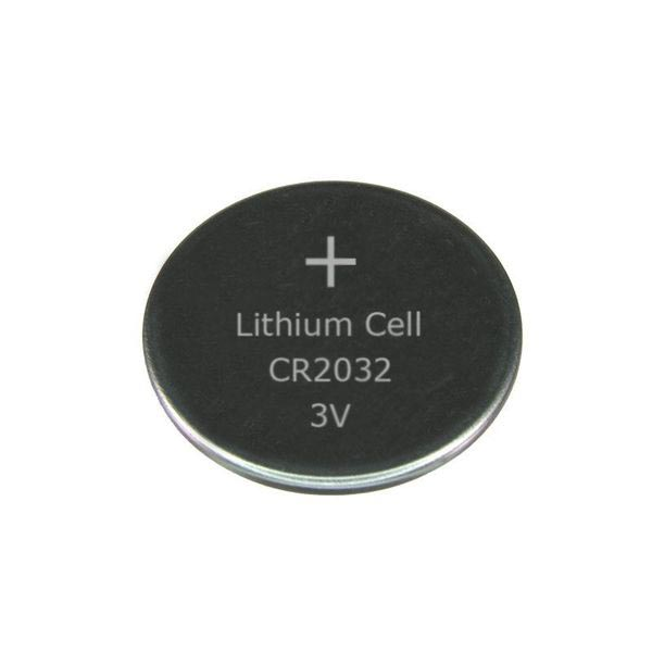 CR2032 Lithium Coin Battery 5-pk - Click Image to Close