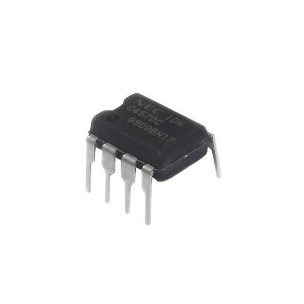 C4570C Dual Ultra-Low Noise Wideband Op Amp - Click Image to Close