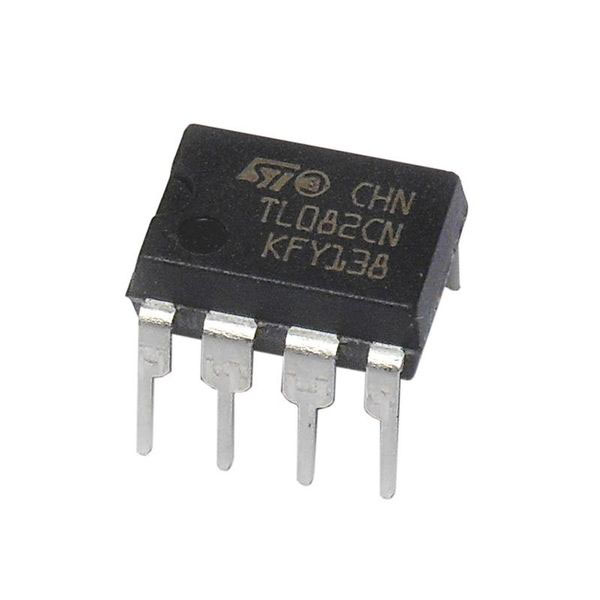 TL082CN General Purpose Dual JFET Opamp - Click Image to Close
