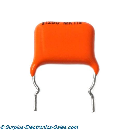 .015uF Metallized Polyester Capacitor