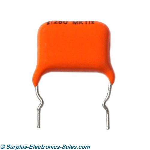 .01uF Metallized Polyester Capacitor