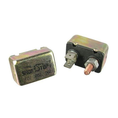 SHORTSTOP Circuit Breaker 12VDC 6A