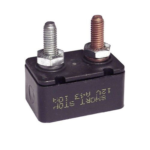 SHORTSTOP 12V 10A Circuit Breaker Manual Reset