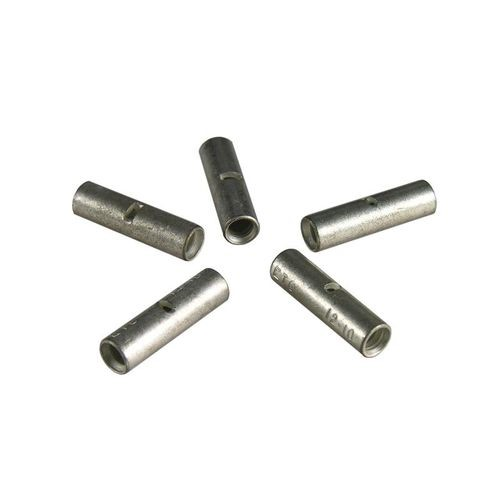 12-10 AWG Uninsulated Butt Connector Pkg/20