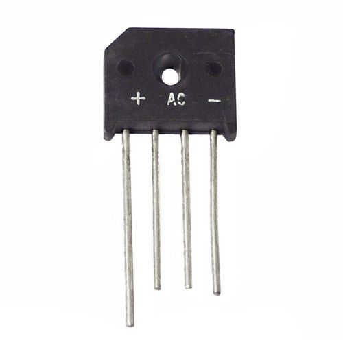 Bridge Rectifier 400V 4A, In-Line Type