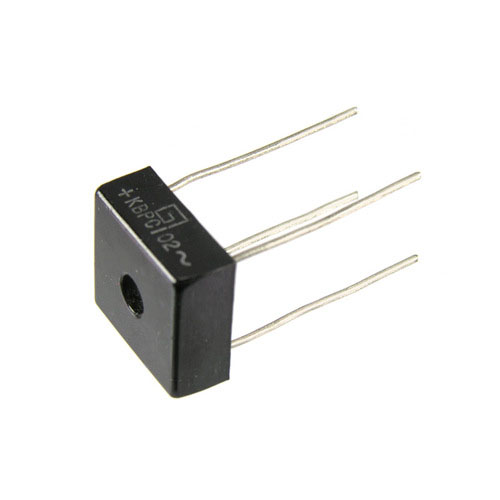KBPC102 200V 3A Bridge Rectifier