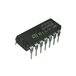 LM723CN High Precision Progammable Voltage Regulator