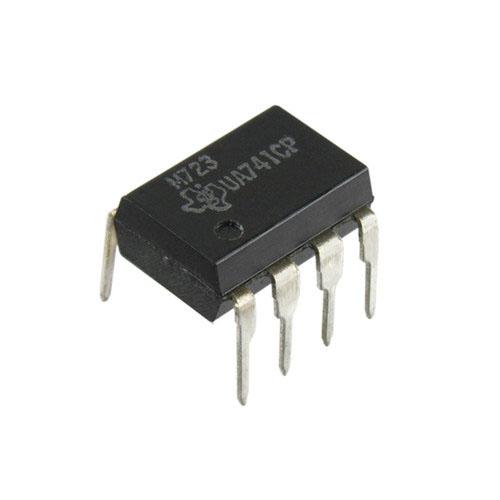 741 op amp 8 pin dip for Home 741 741