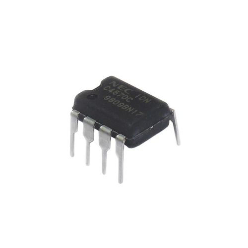 C4570C Dual Ultra-Low Noise Wideband Op Amp