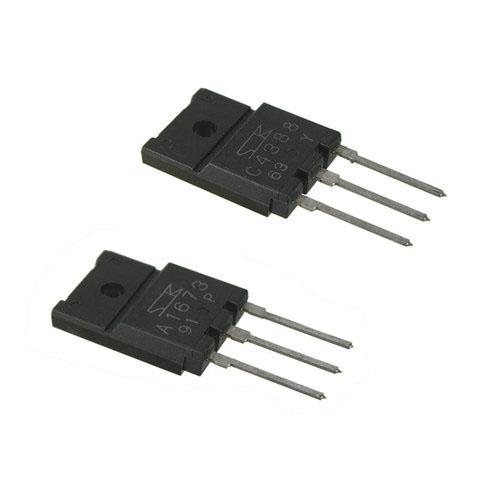 2SC4388(NPN)--2SA1673 (PNP) Audio Complementary Transistor