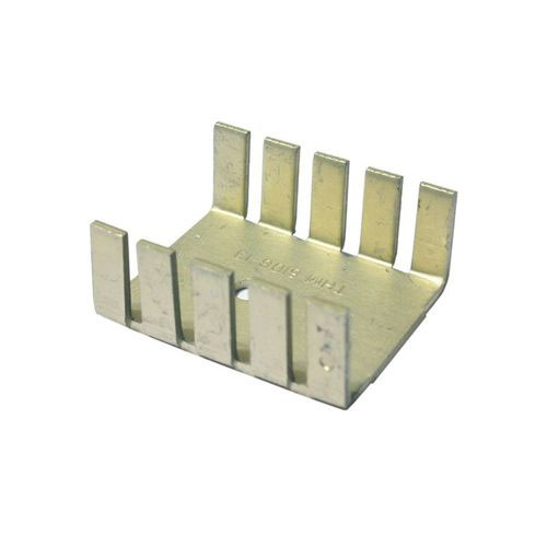 TO-220 Heatsink Gold-Tone Finish THM-6106-13