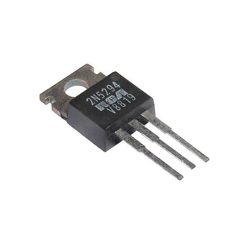 2N5294 NPN Power Transistor TO-220 RCA