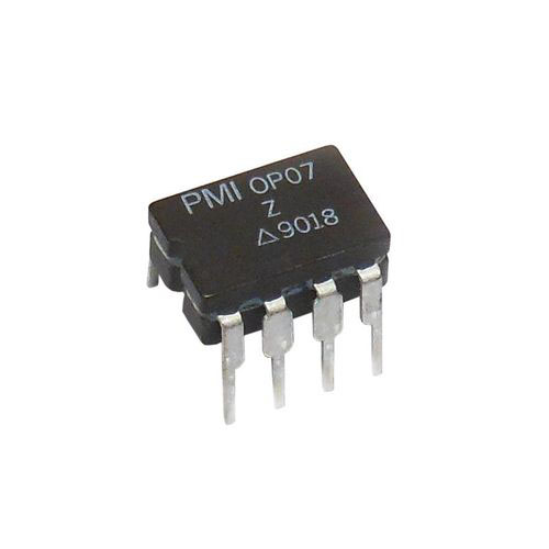OP07 Ultra-Low Offset Voltage OpAmp