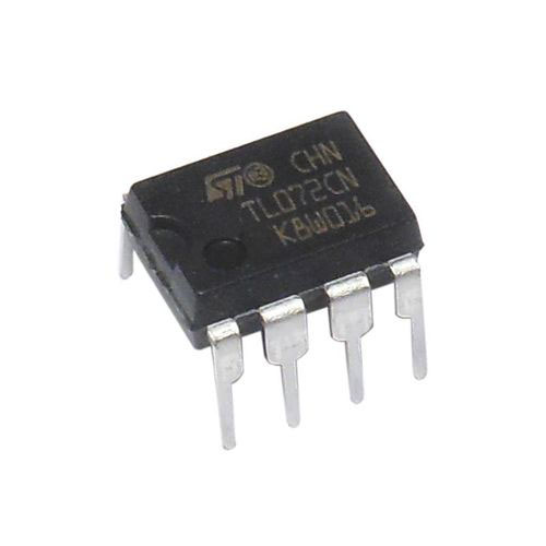 TL072CN General Purpose Dual JFET Opamp
