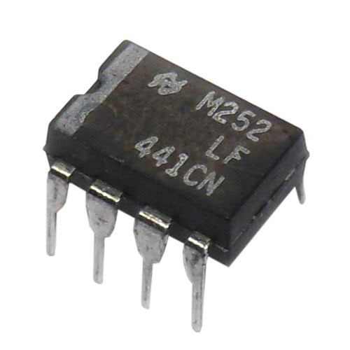 LF441CN Low Power JFET Input Op-Amp