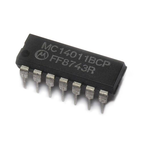 MC14011 Quad 2-Input NAND Gate