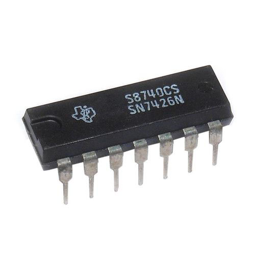 SN7426N Quad Two-Input NAND Gates
