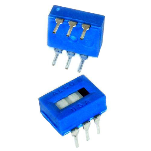 Alco ASF22 PCB DPDT Slide Switch