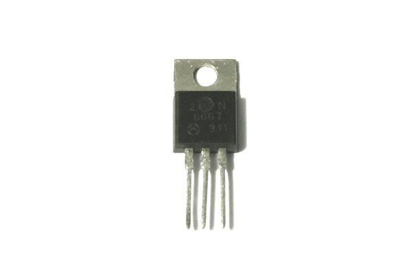 2N6667 60V 8A PNP Darlington Power Transistor